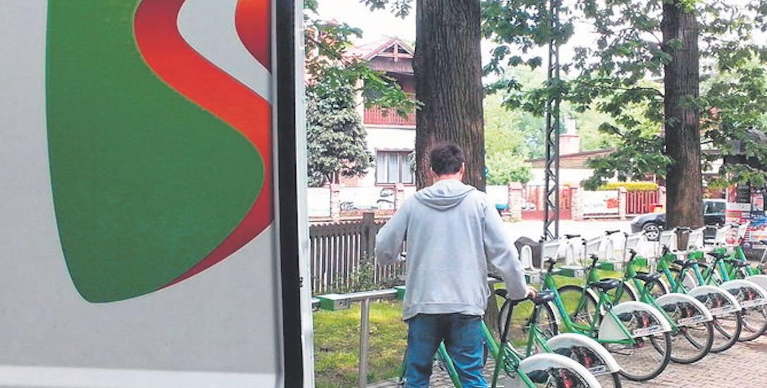 Sezon rowerowych wypożyczalni miejskich rozpoczyna się w Bielsku-Białej 1 kwietnia i trwa do 31 października