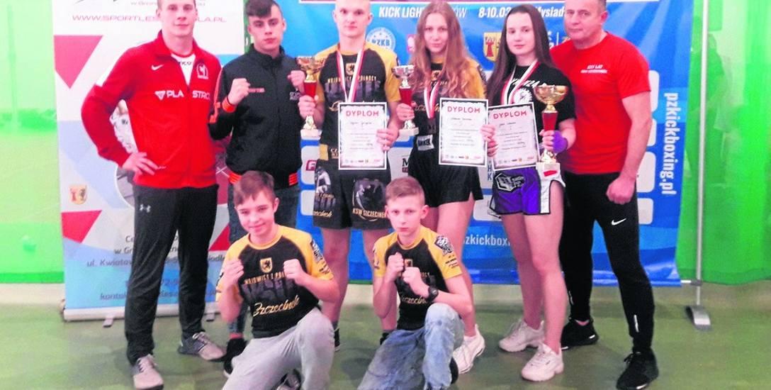 Stasiuk, Szumska i Gaczyński ze złotymi medalami mistrzostw Polski