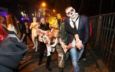 Upiory przeszły ulicami Szczecina w pierwszym Zombie Walk. To był 2014 rok!