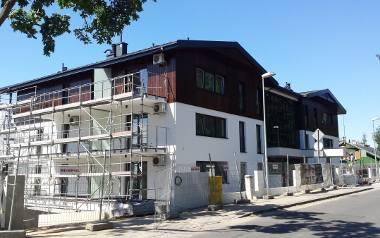 Ta willa miejska na toruńskich Rybakach nawiązuje do stylu dzielnicy. Tu, blisko Wisły, nie można budować wysoko. Inwestycję nadzorował miejski konserwator
