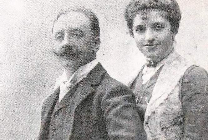 Janina i Witold Zabłoccy . Nie szczędzili pieniędzy na cele charytatywne