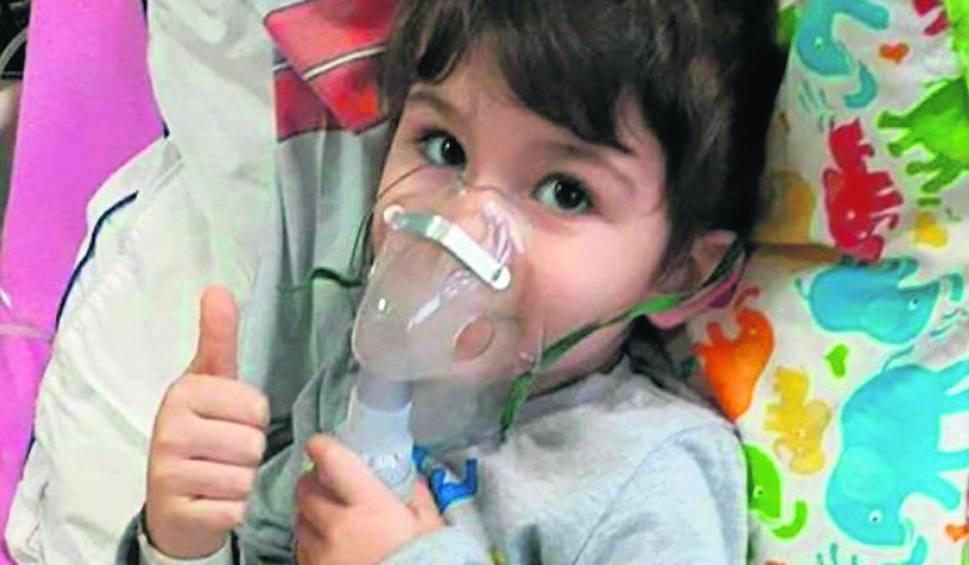 Film do artykułu: Zakopane: Mały Kubuś walczy z białaczką i prosi o naszą pomoc