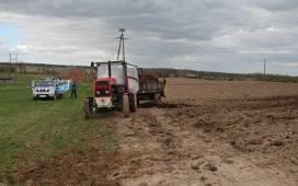 Tragiczny wypadek podczas prac na polu