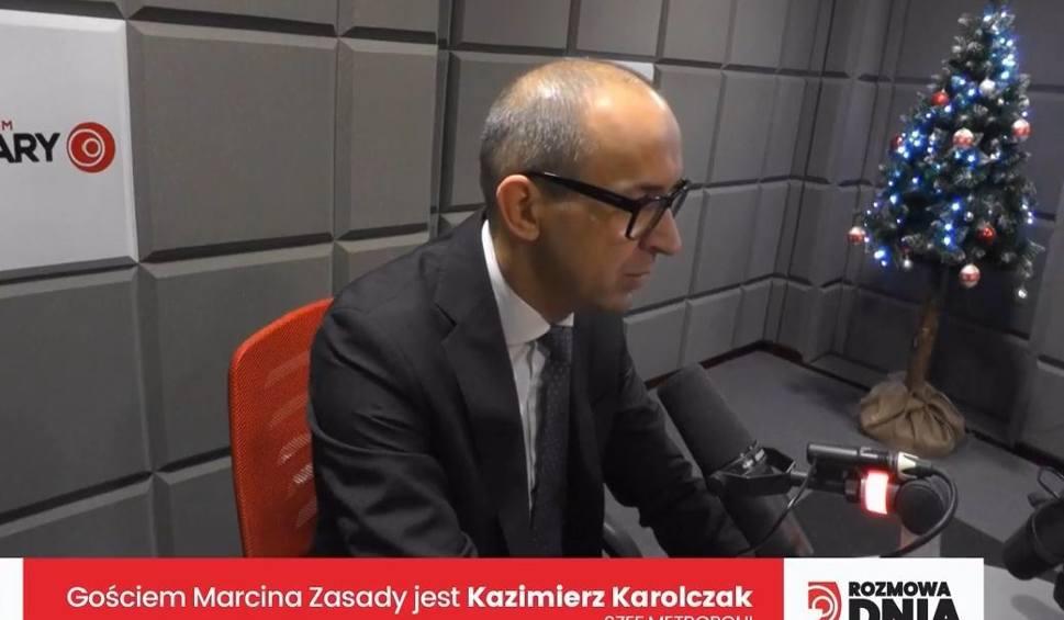 Film do artykułu: Kazimierz Karolczak: Za 20 lat populacja Zabrza i Świętochłowic będzie mniejsza o połowę GOŚĆ DNIA DZ I RADIA PIEKARY