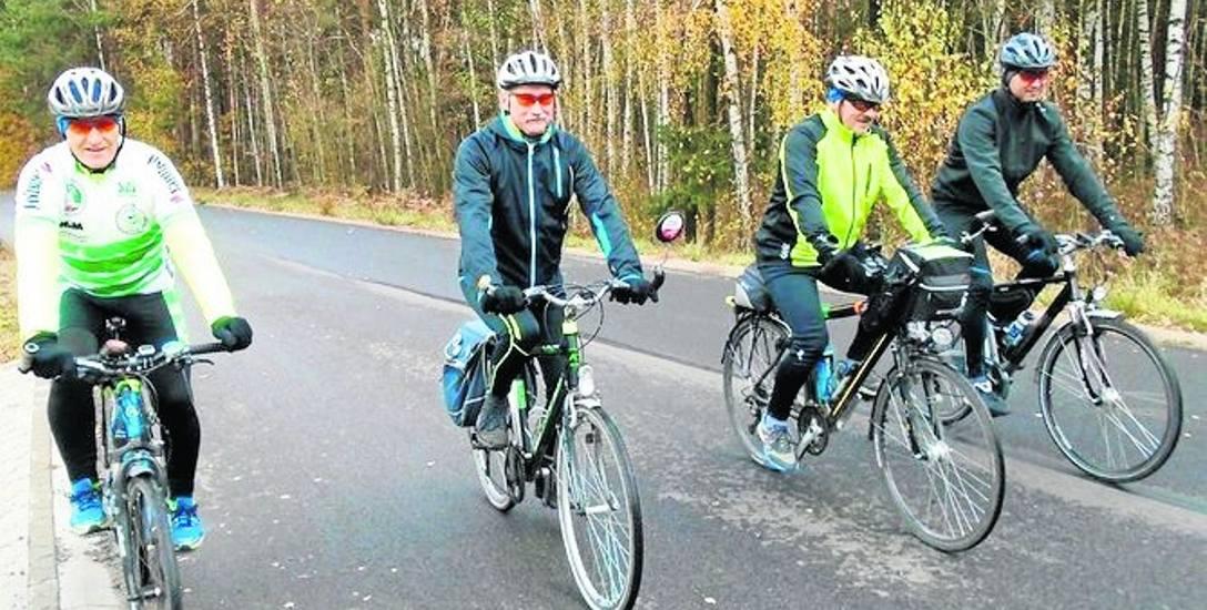 Rowerzyści  mogą jeździć  z Częstochowy na jurajskie szlaki  wygodnymi ścieżkami dla cyklistów