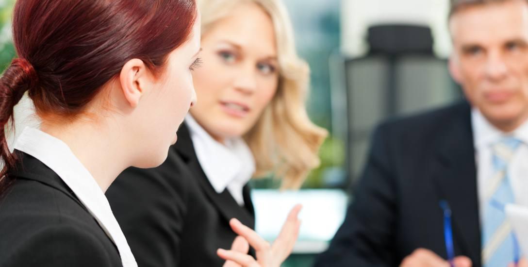 Rozmowa o pracę to ostatni egzamin dla kandydata starającego się o posadę
