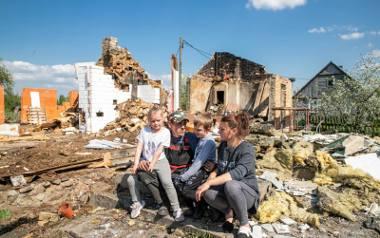 Teraz rodzinie Śleszyńskich najbardziej jest potrzebne wsparcie finansowe na materiały budowlane (i oczywiście materiały), aby można było zacząć wszystko