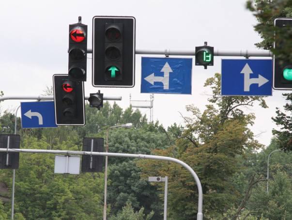 Drogowe absurdy powodują korki we Wrocławiu