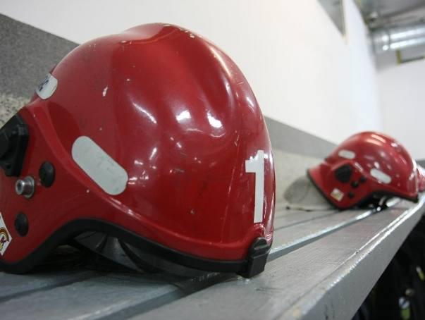 Czytelnik: Pijany strażak miał wypadek podczas szkolenia