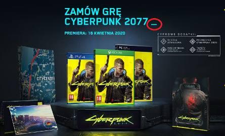 Cyberpunk 2077 ukryta wiadomość