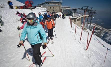 To ostatni sezon narciarstwa na Kasprowym Wierchu? TPN wypowiedział PKL umowę na korzystanie z tras narciarskich w Tatrach