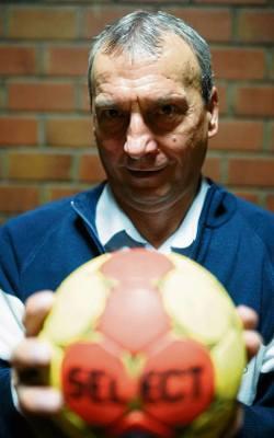 Jerzy Garpiel z piłką ręczną jest związany od ponad 40 lat