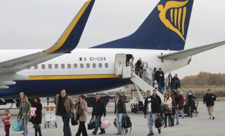 Lotnisko w Łodzi: Ryanair uruchamia połączenie Łódź-Ateny