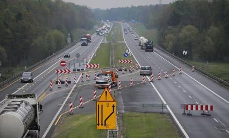 Remont na A4 między Katowicami a Mysłowicami