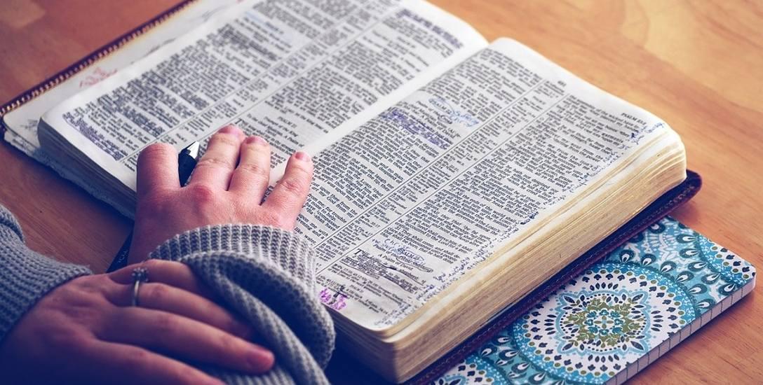 Biblia to mała biblioteka różnych dzieł