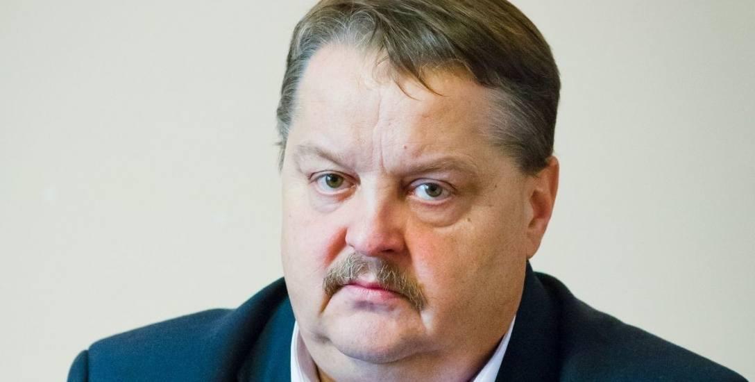 Zbigniew Karwowski, burmistrz Moniek
