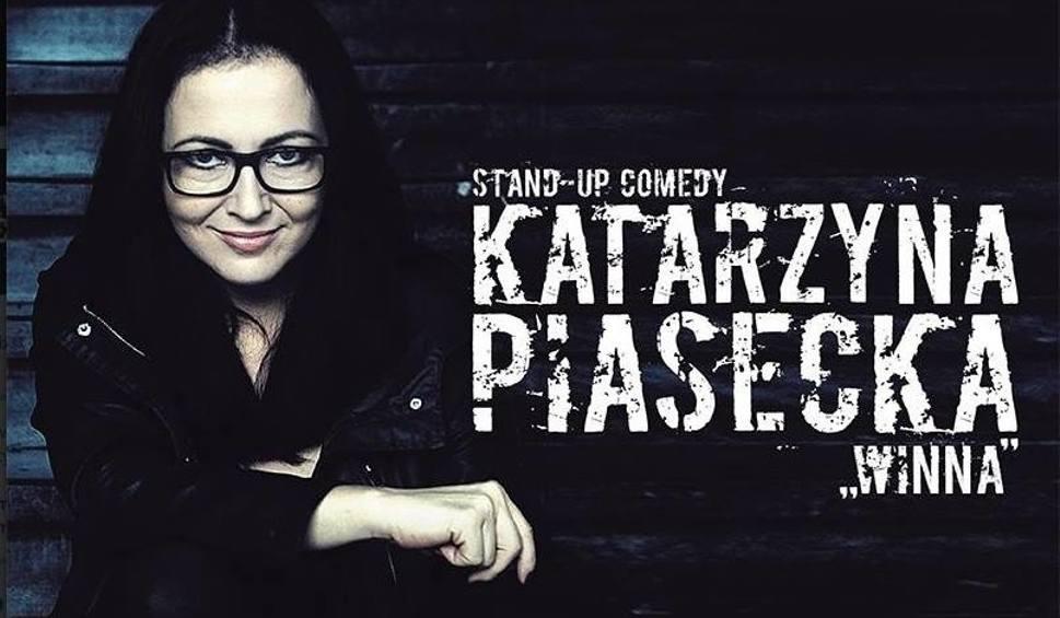 Film do artykułu: Stand-up Katarzyny Piaseckiej w Strefie G2 już w niedzielę
