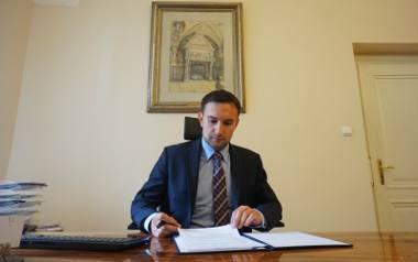 Tomasz Lewandowski tłumaczy, że ma pełne zaufanie do nowego członka rady nadzorczej