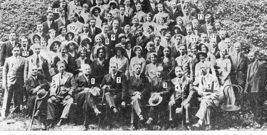 Lwowscy matematycy AD 1930