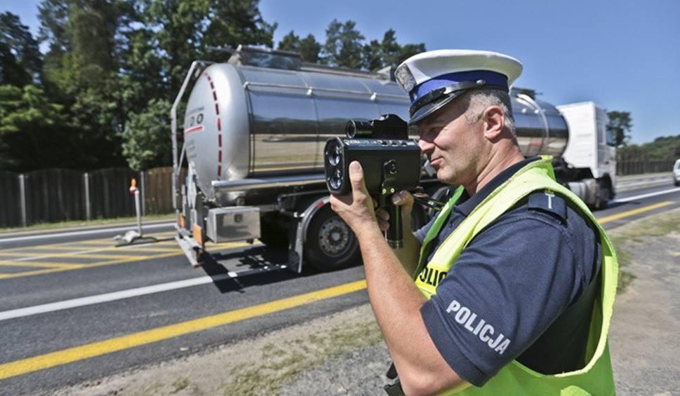 Film do artykułu: Wzmożone kontrole zielonogórskiej drogówki na S3 [WIDEO, ZDJĘCIA]