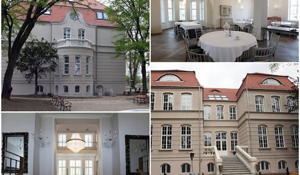 Film do artykułu: Zabytkowy pałac w Rajkowie był zapomnianą ruiną. Po remoncie - wypiękniał [ZDJĘCIA, WIDEO]