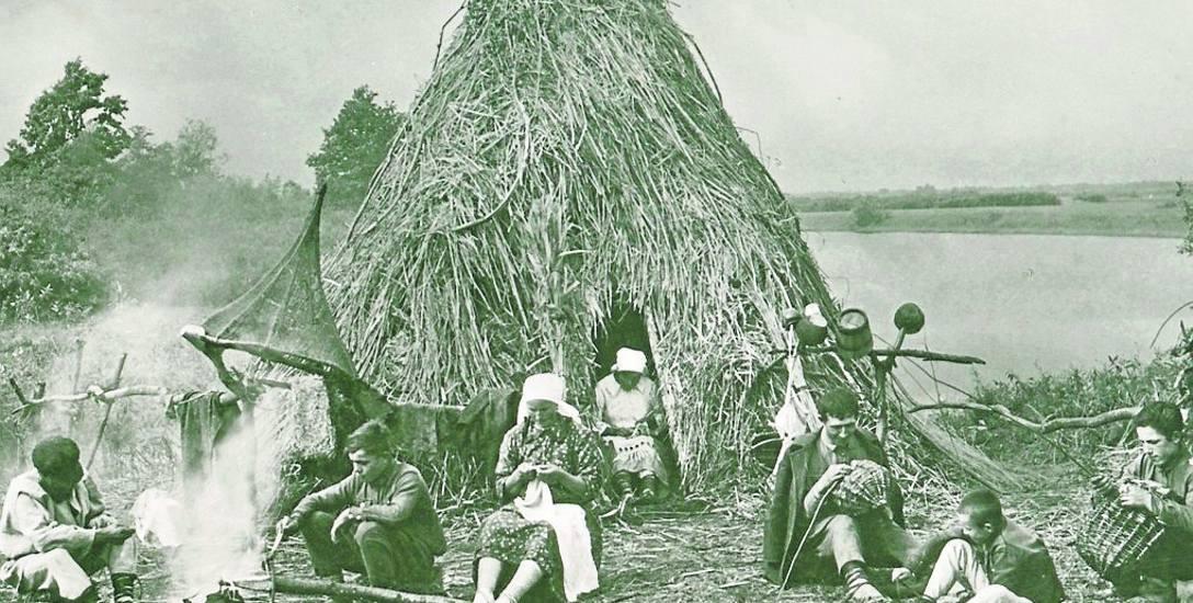 Polesie, czyli kraina, gdzie żyli tutejsi ludzie, którzy mówili po swojemu