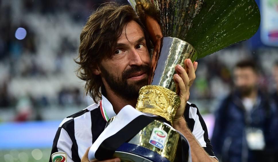 Film do artykułu: Liga włoska. Sensacja! Andrea Pirlo nowym trenerem Juventusu. Zastąpił Maurizio Sarriego