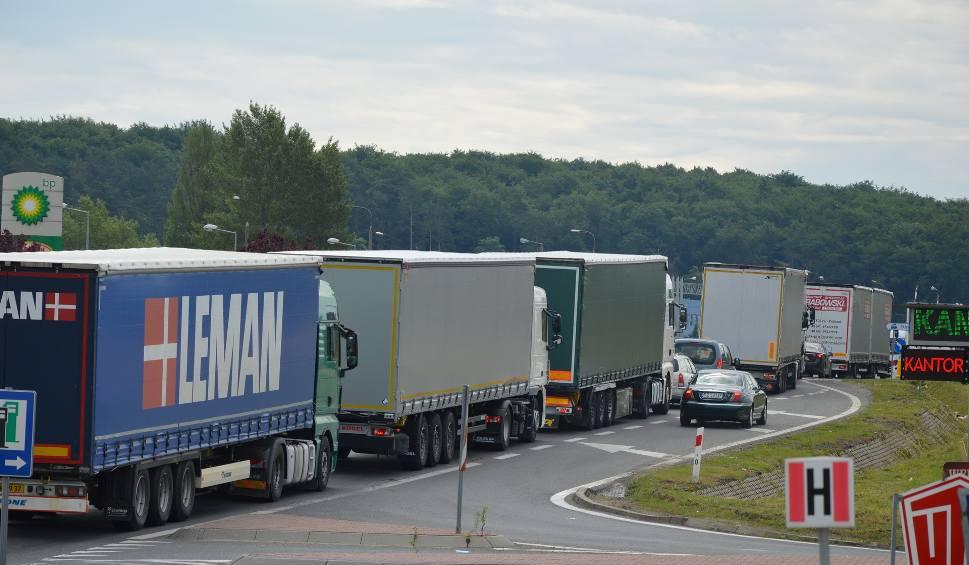 Film do artykułu: Odcinek autostrady między zjazdami Frankfurt Oder West, a Frankfurt Oder Mitte od jutra do piątku będzie zamknięty