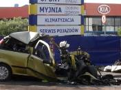 Wypadek Grunwaldzka Bydgoszcz