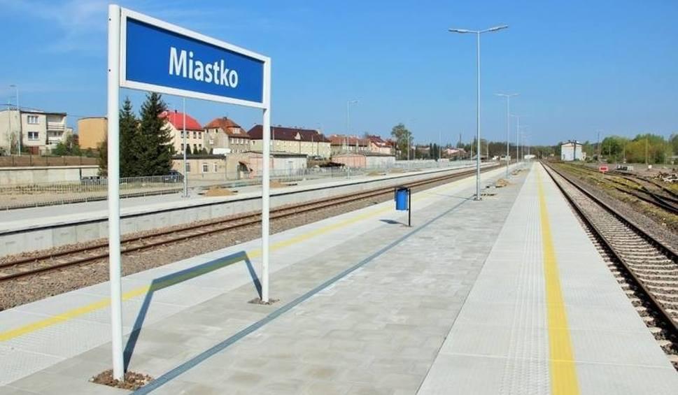 Film do artykułu: Pociągi wracają na tory między Miastkiem a Słupskiem
