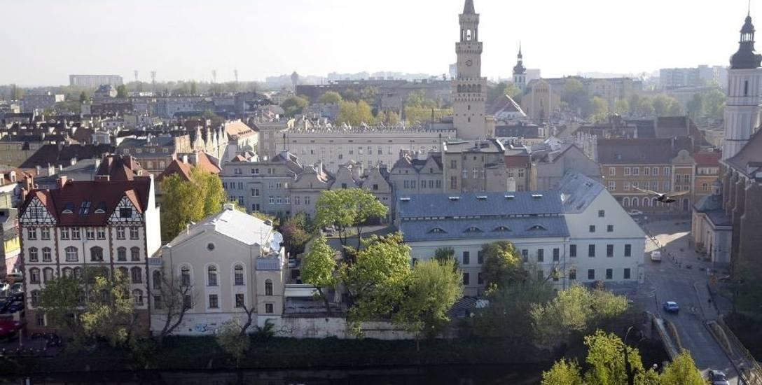 Opole już przyjęło tzw. uchwałę reklamową, zgodnie z którą na starówce i w centrum miasta zabronione są wielkoformatowe i ostro świecące reklamy.