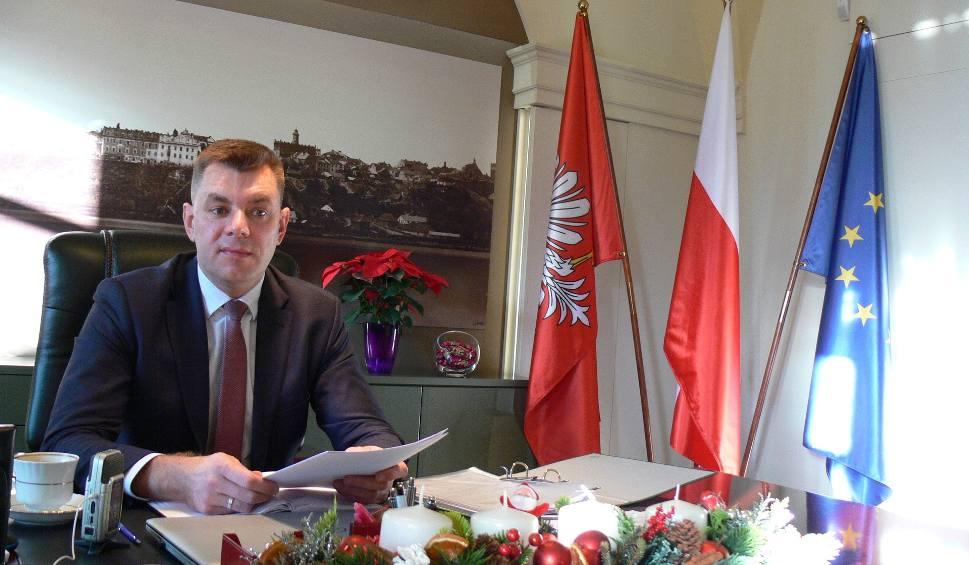 Film do artykułu: Nowy burmistrz Sandomierzu wprowadza zmiany. Zobacz kto objął kluczowe stanowiska