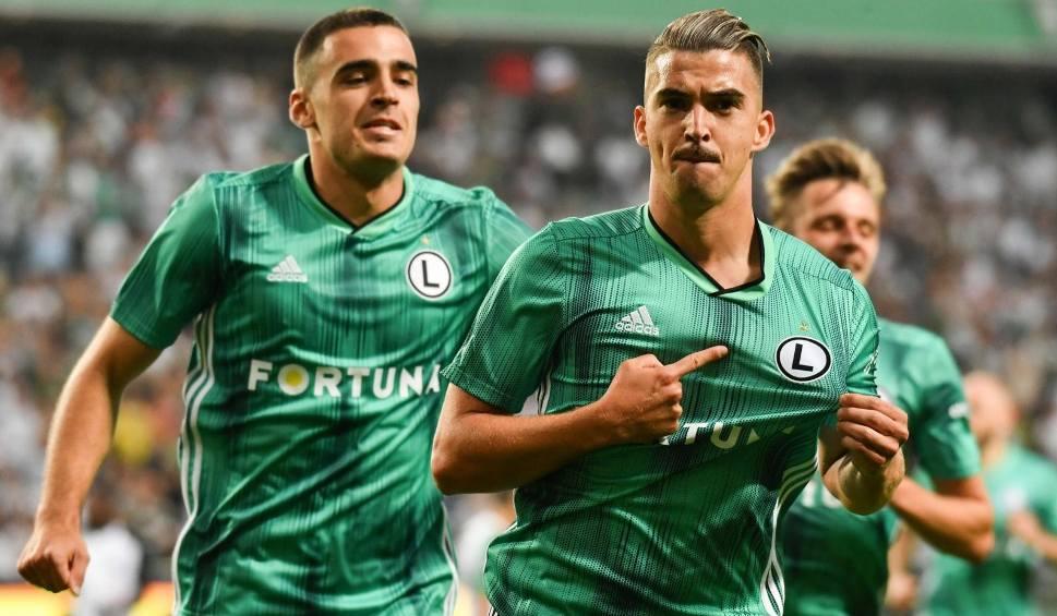 Film do artykułu: Pięć wniosków po meczu Legia Warszawa - Europa FC w eliminacjach Ligi Europy