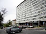 Zdjęcie do artykułu: Wieżowiec przy Lubomelskiej do remontu. - Nie zepsujmy dobrej architektury - apelują specjaliści