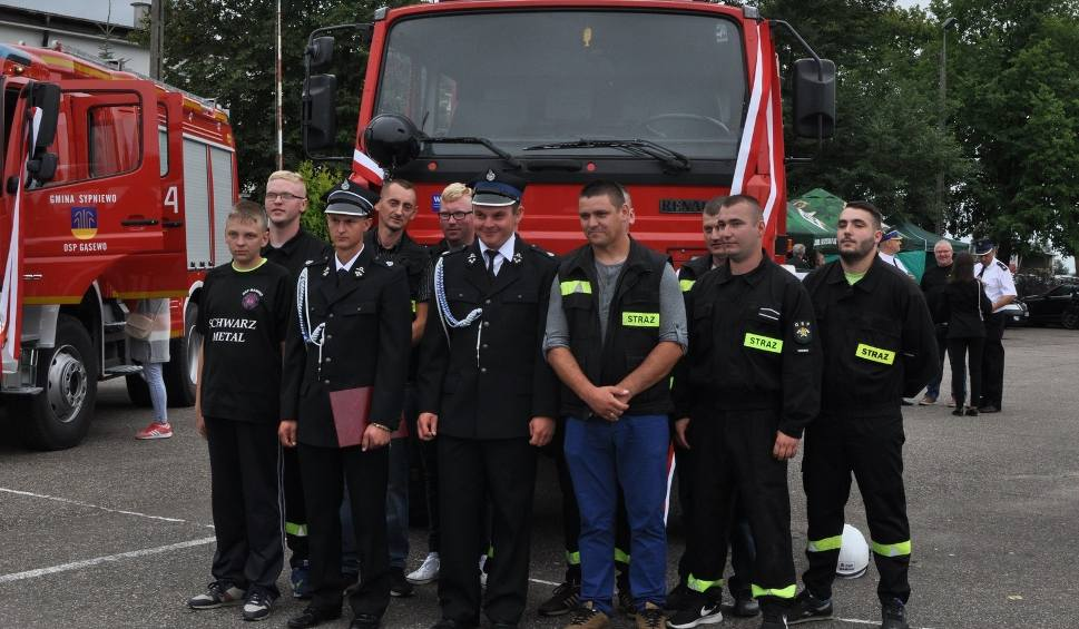 Film do artykułu: Festyn w Sypniewie z prezentami dla strażaków [ZDJĘCIA]