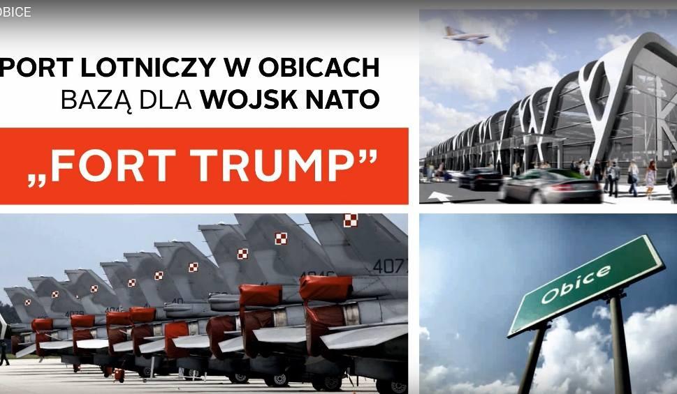 Film do artykułu: Hub logistyczny z lotniskiem towarowym i bazą wojskową. Nowa koncepcja zagospodarowania należących do miasta Kielce terenów w Obicach