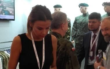 Militarne nowości Andropolu na MSPO 2016