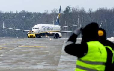 Ryanair, największa tania linia lotnicza w Europie, lata z Lublina już tylko do londyńskiego portu Stansted