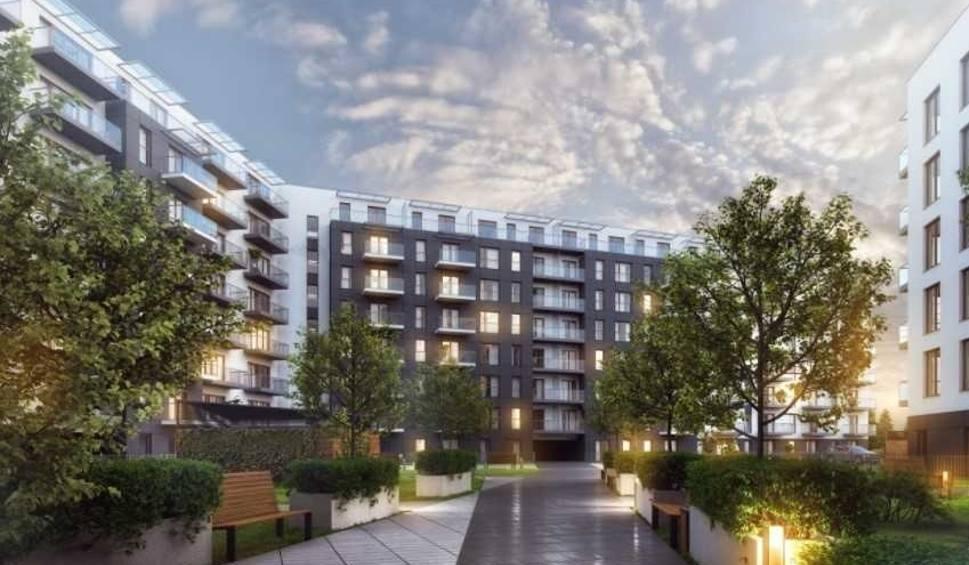 Film do artykułu: Katowice: nowe osiedle mieszkaniowe w Brynowie. Na początek 350 mieszkań WIZUALIZACJE