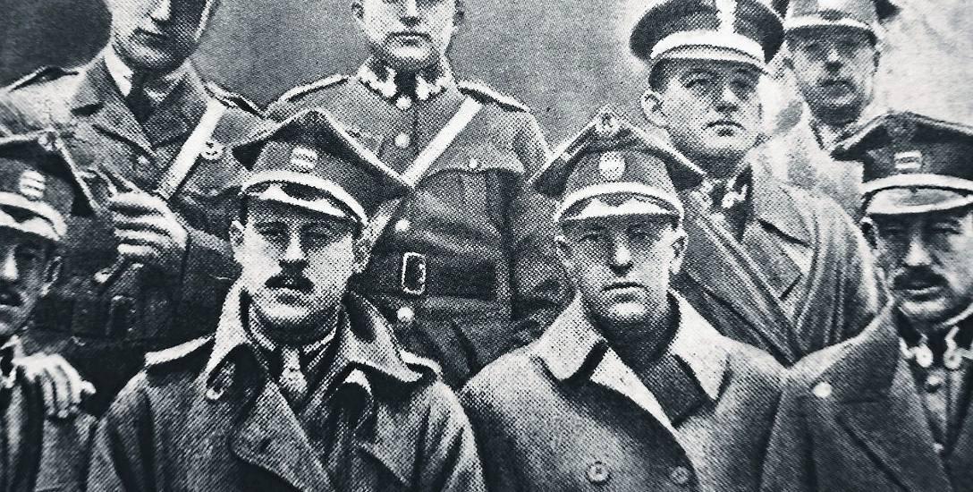 Amerykanscy piloci-ochotnicy w polskich mundurach