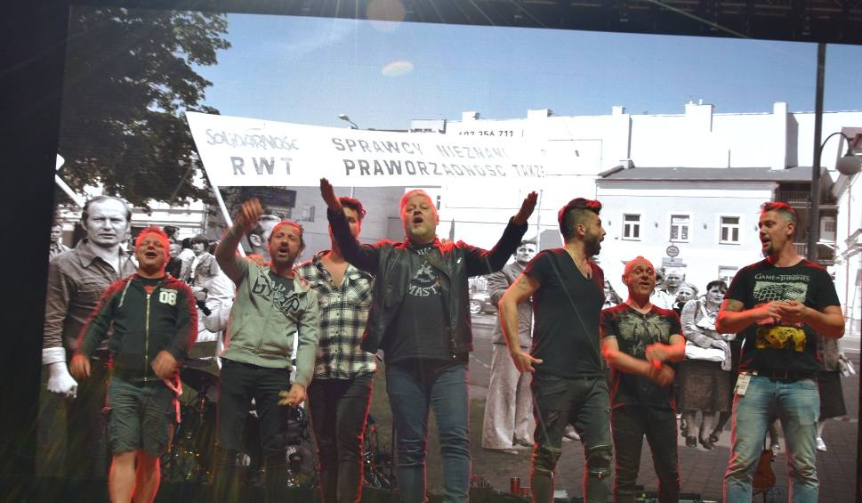 Film do artykułu: Zaczęło się w Radomiu 2018. Zespół IRA, raper Kękę i grupa Alicetea w koncercie na obchody 42. rocznicy Radomskiego Protestu Robotniczego