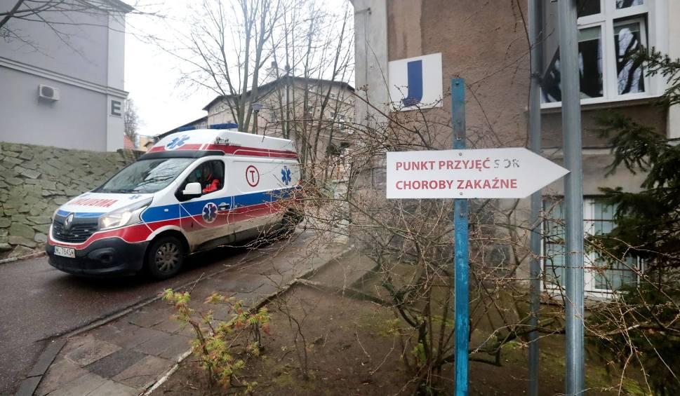 Film do artykułu: Koronawirus. Zarażona z powiatu białogardzkiego w stanie ciężkim - 24.03.2020