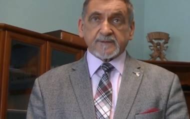 Burmistrz Żywca Antoni Szlagor