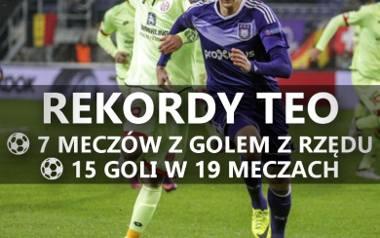 """Anderlecht rozbił Mainz! Zabójcza końcówka """"Teo""""!"""