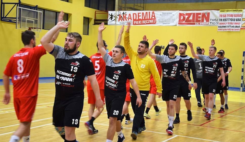 Film do artykułu: W dolnośląskiej II lidze piłki ręcznej seniorów TS Zew Świebodzin pokonał Żagiew Dzierżoniów [GALERIA]