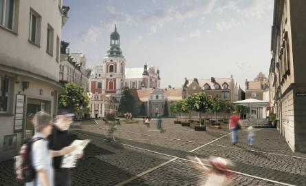 Poznaliśmy projekt zmian, które niedługo obejmą poznański plac Kolegiacki. Konkurs na koncepcję rewaloryzacji tego miejsca wygrał Krzysztof Urbaniak