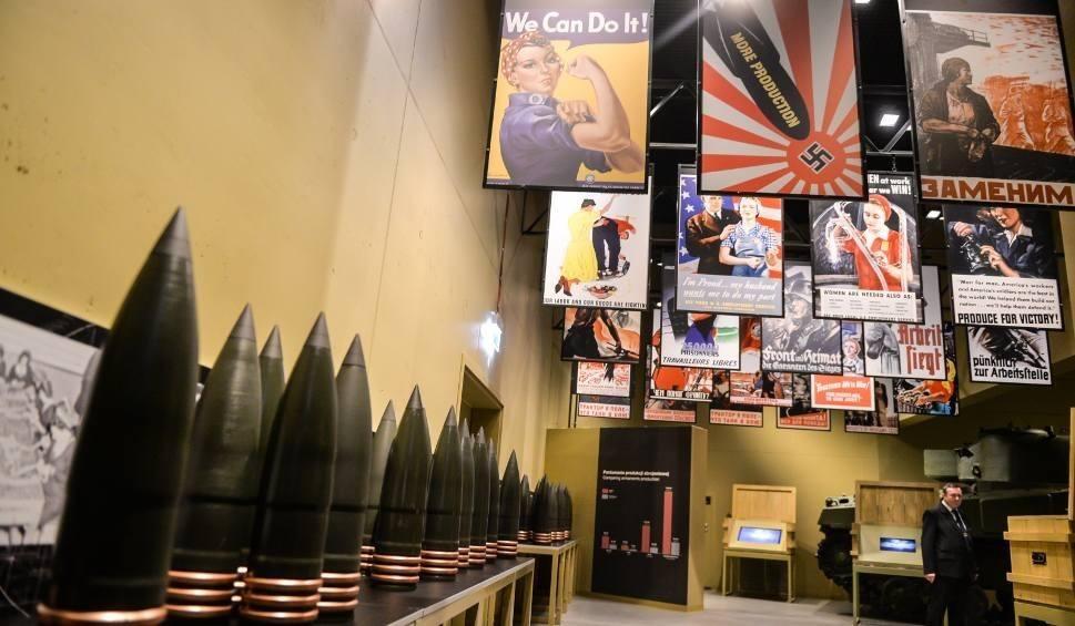 Film do artykułu: Kolejna zmiana na wystawie głównej Muzeum II Wojny Światowej. To pogłębi konflikt?