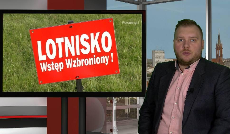 Film do artykułu: Magazyn Informacyjny 23.11.2017. Regionalne lotnisko coraz bliżej! (wideo)