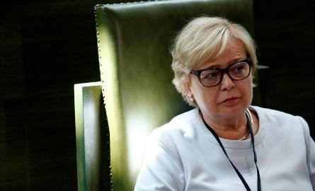 Małgorzata Gersdorf wzywa sędziów do stawienia się w Sądzie Najwyższym. To efekt postanownienia Trybunału Sprawiedliwości UE