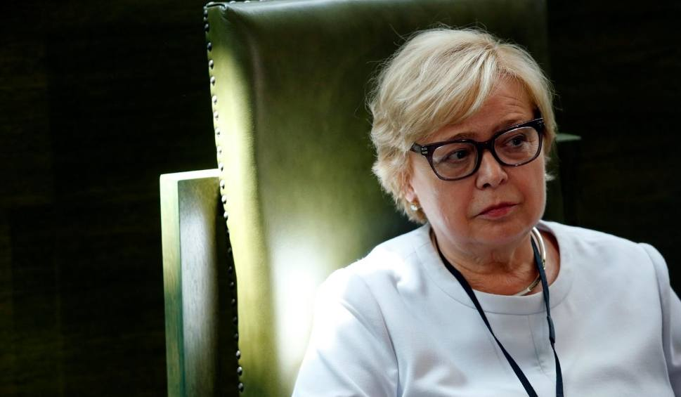 Film do artykułu: Małgorzata Gersdorf wzywa sędziów do stawienia się w Sądzie Najwyższym. To efekt postanownienia Trybunału Sprawiedliwości UE
